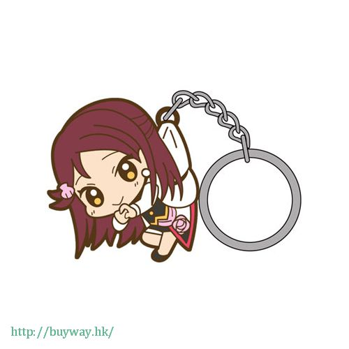 LoveLive! Sunshine!! 「櫻內梨子」吊起匙扣 Pinched Keychain Riko Sakurauchi MIRAI TICKET Ver.【Love Live! Sunshine!!】