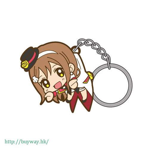 LoveLive! Sunshine!! 「 國木田花丸」吊起匙扣 Pinched Keychain Hanamaru Kunikida MIRAI TICKET Ver.【Love Live! Sunshine!!】