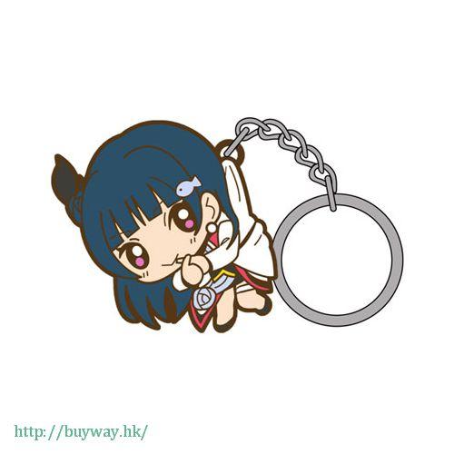 LoveLive! Sunshine!! 「津島善子」吊起匙扣 Pinched Keychain Yoshiko Tsushima MIRAI TICKET Ver.【Love Live! Sunshine!!】