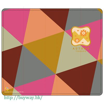 A3! 「秋組」筆記本型手機套 Book-style Smartphone Case Autumn Troupe ver.【A3!】