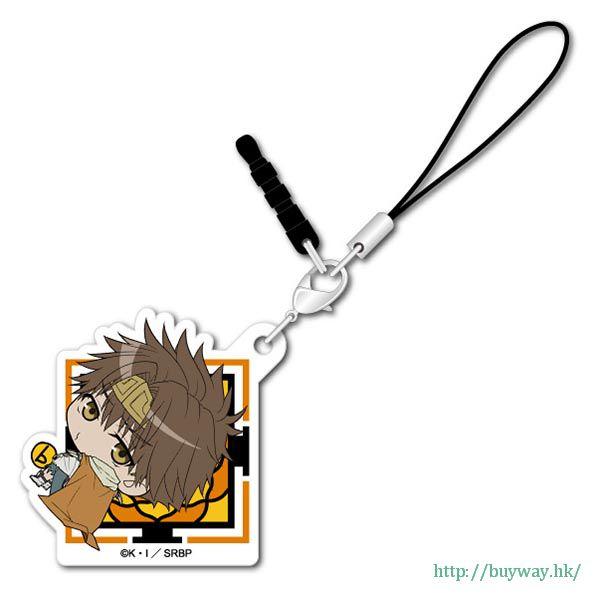 最遊記 「孫悟空」可愛抱膝亞克力掛飾 Bocchi-kun Acrylic Charm Son Goku【Saiyuki】