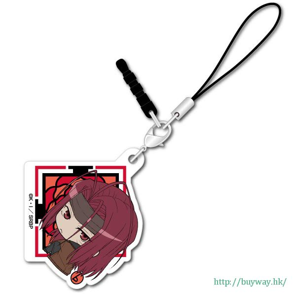 最遊記 「沙悟淨」可愛抱膝亞克力掛飾 Bocchi-kun Acrylic Charm Sha Gojyo【Saiyuki】
