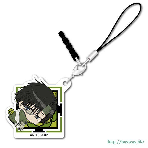 最遊記 「豬八戒」可愛抱膝亞克力掛飾 Bocchi-kun Acrylic Charm Cho Hakkai【Saiyuki】