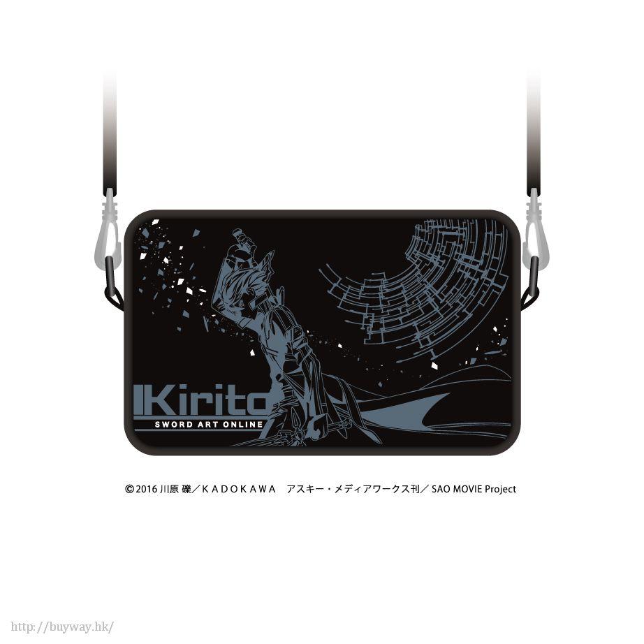 刀劍神域系列 「桐人」側揹袋 Shoulder Pouch Kirito【Sword Art Online Series】