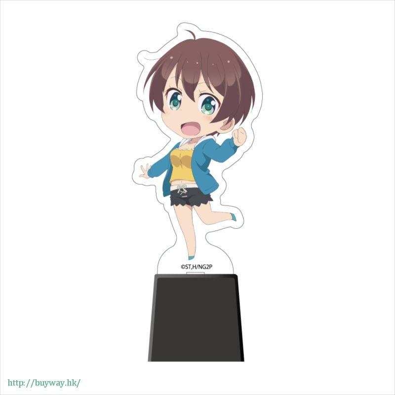 New Game! 「篠田一夏」亞克力 發光舞台 Light Up Stage Hajime Ver.【New Game!】