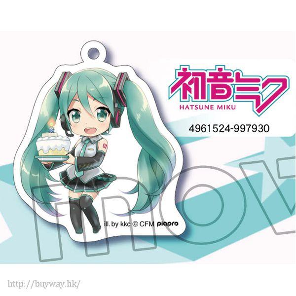 VOCALOID 系列 「初音未來」亞克力匙扣 Acrylic Key Chain Hatsune Miku【VOCALOID Series】