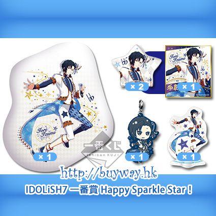 IDOLiSH7 「和泉一織」一番賞 Happy Sparkle Star! A + B + N + O × 2 + P 賞 (1 set 6 件)