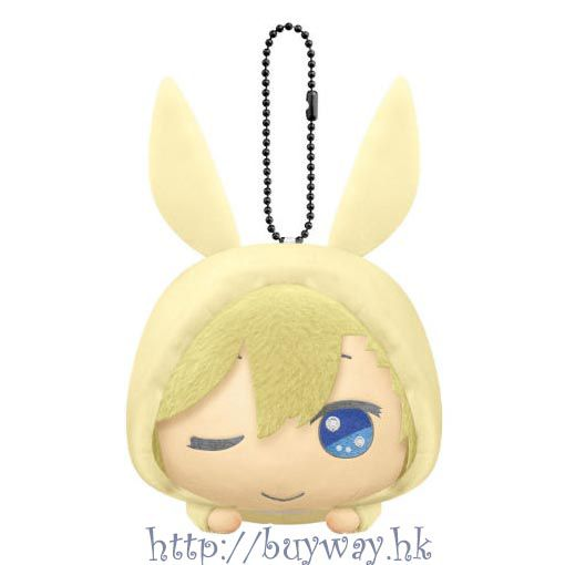 IDOLiSH7 「六弥ナギ」兔仔公仔掛飾 Mascot Stuffed Nagi Biyori【IDOLiSH7】