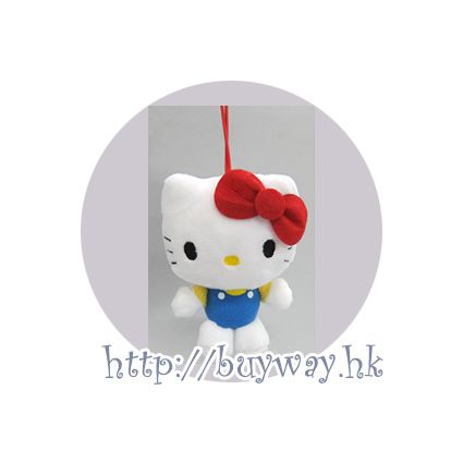 Sanrio系列 「Hello Kitty」公仔掛飾 Strap Hello Kitty【Sanrio】