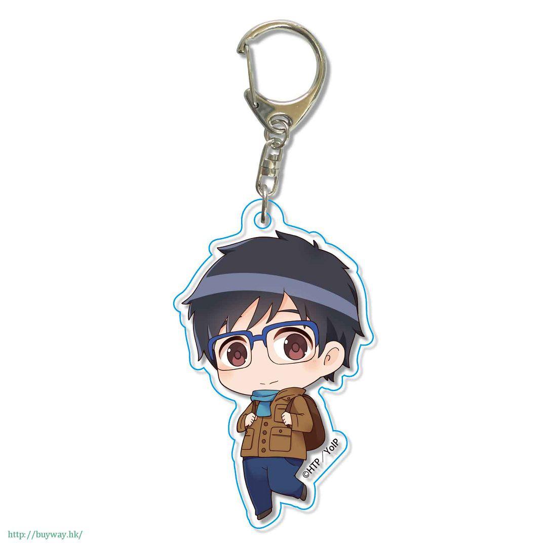 勇利!!! on ICE 「勝生勇利」Part 2 亞克力匙扣 TEKUTOKO Acrylic Key Chain Part 2 Katsuki Yuri【Yuri on Ice】