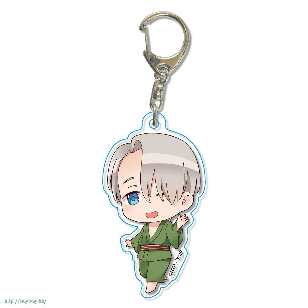 勇利!!! on ICE 「維克托.尼基福羅夫」Part 2 亞克力匙扣 TEKUTOKO Acrylic Key Chain Part 2 Victor【Yuri on Ice】