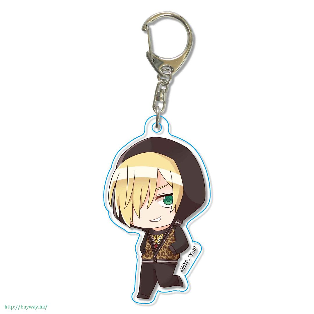 勇利!!! on ICE 「尤里.普利謝茨基」Part 2 亞克力匙扣 TEKUTOKO Acrylic Key Chain Part 2 Yuri Plisetsky【Yuri on Ice】