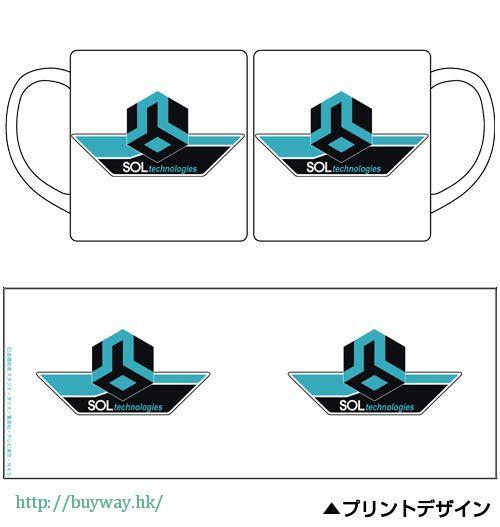 遊戲王 「SOL Technology」陶瓷杯 Mug SOL Technology Logo【Yu-Gi-Oh!】