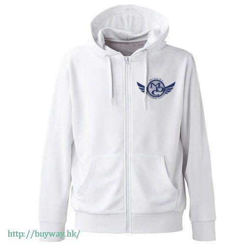 跳水男孩 (加大)「MDC」白色 外套 MDC Dry Parka / WHITE-XL【DIVE!!】