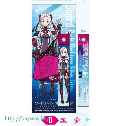 刀劍神域系列 「尤娜 (歌姫)」手機屏幕清潔掛飾 Strap & Cleaner Yuna【Sword Art Online Series】