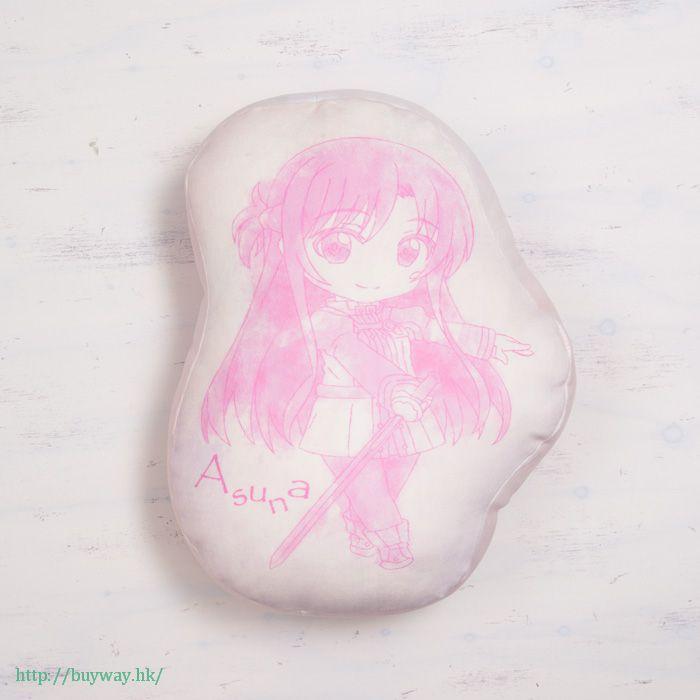 刀劍神域系列 「亞絲娜」柔軟年糕 Cushion Pikuriru! Munyamochi Cushion Asuna【Sword Art Online Series】