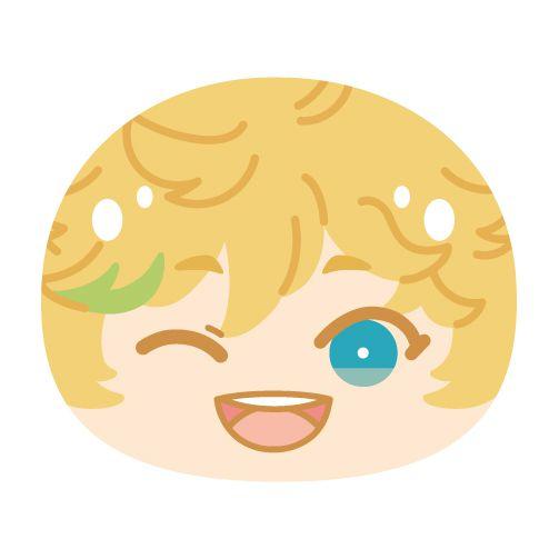 合奏明星 「春川宙」Vol.5 大豆袋饅頭 Big Omanju Cushion Vol. 5 41 Harukawa Sora【Ensemble Stars!】