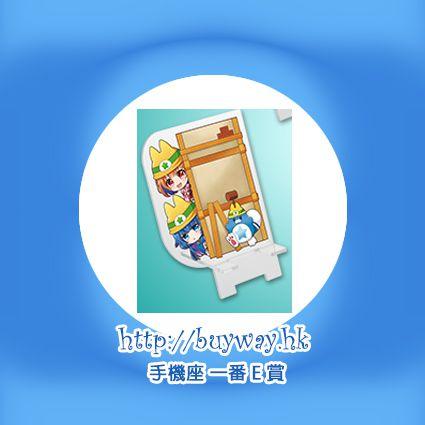 白貓Project B 款亞克力 手機座 一番 E 賞 夏休み満喫だニャ!! Ichiban Kuji Prize E Natsuyasumi Mankitsu da Nya!!【Shironeko Project】