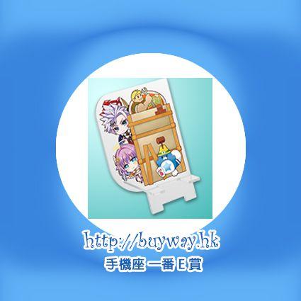 白貓Project C 款亞克力 手機座 一番 E 賞 夏休み満喫だニャ!! Ichiban Kuji Prize E Natsuyasumi Mankitsu da Nya!!【Shironeko Project】