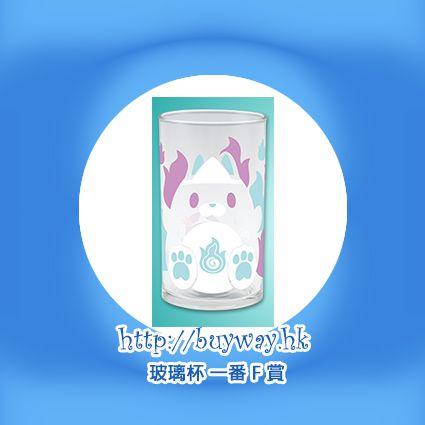 白貓Project A 款玻璃杯 一番 F 賞 夏休み満喫だニャ!! Ichiban Kuji Prize F Natsuyasumi Mankitsu da Nya!!【Shironeko Project】