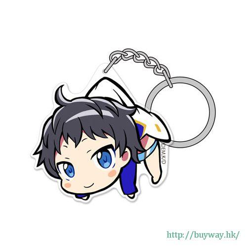 跳水男孩 「坂井知季」亞克力 吊起匙扣 Acrylic Pinched Keychain: Tomoki Sakai【DIVE!!】