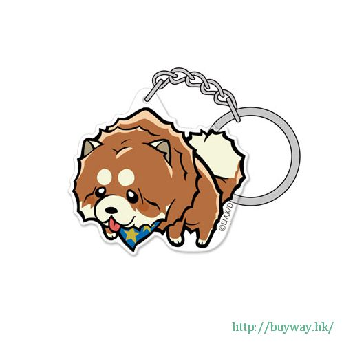 跳水男孩 「竹輪」亞克力 吊起匙扣 Acrylic Pinched Keychain: Chikuwa【DIVE!!】
