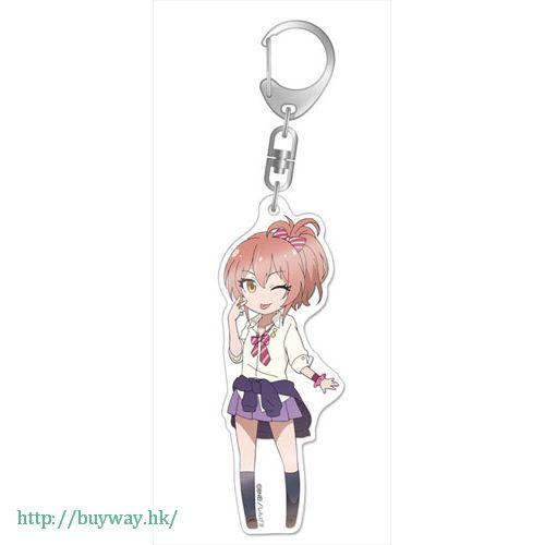 偶像大師 灰姑娘女孩 「城崎美嘉」亞克力匙扣 Acrylic Key Chain Jougasaki Mika【The Idolm@ster Cinderella Girls】